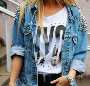 kgqvda-l-610x610-shirt-nyc-jacket-aliexpress-blouse-hipster-tumblr-girly-blonde-teen-jeans+jacket-jeans-rivets-rivet+jacket-rivet-coat-jean+jacket-studs-t+shirt-demim+shirt-white-blue-new+york+city